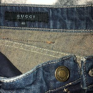 dc7513237 Gucci Jeans - GUCCI Jeans For Women Size 40